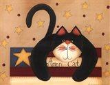 Ameri-Cat Art Print