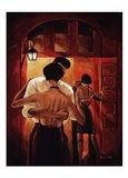 Tango Shop I Art Print