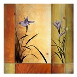 Terra Cotta Garden Art Print