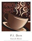 French Roast Art Print
