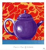 Tempest in a Teapot I Art Print