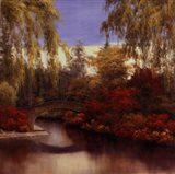 Autumn Crossing Art Print