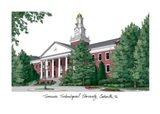 Tennessee Technological University Art Print
