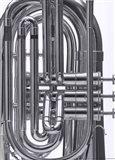 Symphonium Art Print