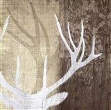 Deer Lodge II Art Print