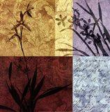 Floral Refrain I Art Print