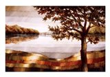 Lake Mamry Art Print