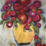 Keya's Bouquet Art Print