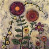 Spring Fling II Art Print