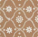 Woodblock Pattern III Art Print