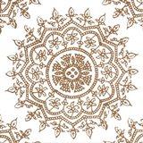Woodblock Pattern IV Art Print