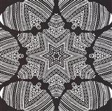 Kaleidoscope Duo I Art Print