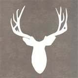 Buck II Art Print
