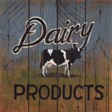 Dairy Products Art Print