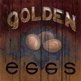 Golden Eggs Art Print