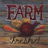 Farm Fresh I Art Print