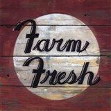 Farm Fresh II Art Print