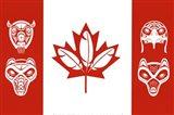 Spirit of Canada Art Print