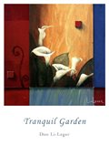 Tranquil Garden Art Print