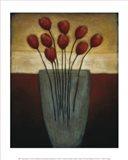 Tulips Aplenty II Art Print