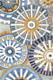 Circle Delight A Art Print