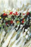 Poppy Swirls II Art Print