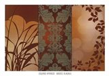 Bronze Filagree Art Print
