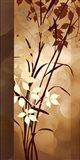 Golden Heights II Art Print