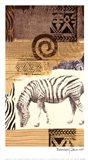 Safari I Art Print