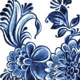Delft Design IV Art Print