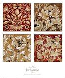 Jewel Tones Art Print