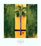 Neon Palm III Art Print