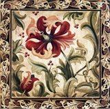 Floral Daydream III Art Print