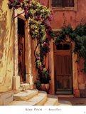 Roussillon Art Print
