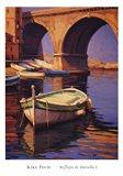 Reflejos de Marsella I Art Print