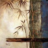 Bamboo Royale II Art Print