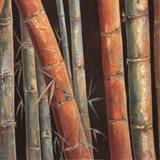 Caribbean Bamboo II Art Print