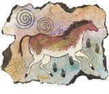 Ancient Horse (S) Art Print