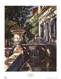 Pensione Ferrara Art Print