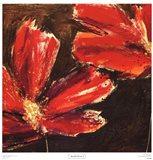Scarlet Fever I Art Print