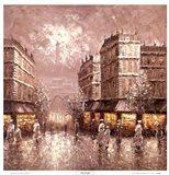 City of Light Art Print