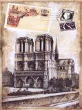 My Paris Souvenir II Art Print