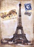 My Paris Souvenir III Art Print