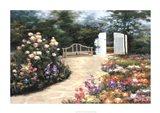 Garden Enclave Art Print
