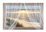Warm Breeze Art Print