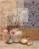 Asian Still Life II Art Print