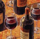 Wine Tasting II Art Print