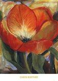 Summer Tulips I Art Print