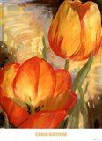 Summer Tulips II Art Print