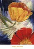 Summer Tulips III Art Print